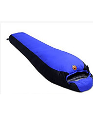 Sleeping Bag Mummy Bag Single -5 Duck Down 1100g 210X75 Hiking / Camping KEEP WARM r SAMCAMEL
