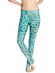 Women Shredded Legging,Polyester