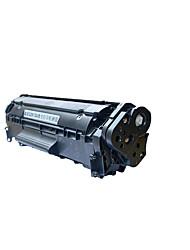 hp unité Q2612A tambour pages 2000 pour les modèles de la marque hp 1010/1015/1012/3015/3020/3030/1020 imprimé