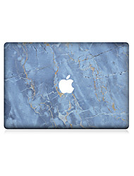 1 ед. Защита от царапин Прозрачный пластик Стикер для корпуса Мрамор ДляMacBook Pro 15 '' с Retina / MacBook Pro 15 '' / MacBook Pro 13