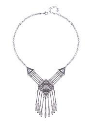 Kettingen Hangertjes ketting Sieraden Causaal Modieus Legering Zilver 1 stuks Geschenk
