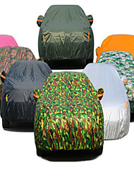 Oxford Car Cover Camouflage Cloth Coat