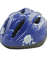 Kid's Bike Helmet 9 Vents Cycling Cycling / Recreational Cycling / Ice Skate EPS / PVC Blue