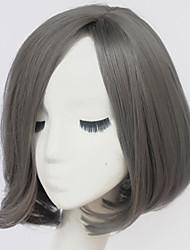 2016 Fashion Short Grey Wig Short Bob Wig Grey Bob Hair Wig Party Cosplay Wig