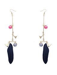 LGSP Earring OthersJewelry 1 pair Fashionable Alloy Gold Daily