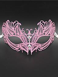 Ferro Decorações do casamento-1Piece / Set MáscaraHalloween / Dia Dos Namorados / Ação de Graças / Noivado / Aniversário de Casamento /