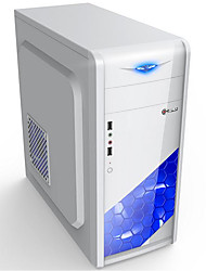 USB 2.0 Gaming Computer Case Support ATX MicroATX for PC/Desktop