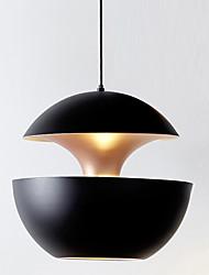 E26/E27 Outsize Pendant Light , Modern/Contemporary for MetalLiving Room/Bedroom / Dining Room / Kitchen / Study