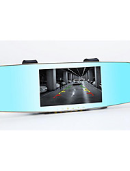 Android Rear View Mirror Driving Recorder Dual Lens HD Night Vision With A Navigation Electronic Dog