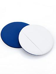 Houppette/Eponge Autres 1 Rond 7 Ordinaire Bleu Rose Beige