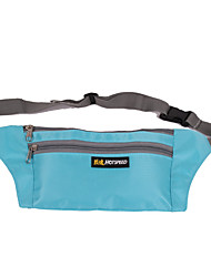 Sports Bag Waist Bag/Waistpack Multifunctional / Close Body Running Bag Iphone 6/IPhone 6S/IPhone 7 / Other Similar Size Phones 34*13