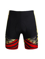 PALADIN® Cycling Padded Shorts Men's / UnisexBreathable / Quick Dry / Anatomic Design / Ultraviolet Resistant / Insulated / Moisture