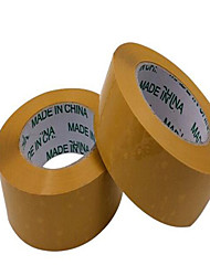 Factory Direct 4.5 * 2.5Cm Beige Yellow Tape Sealing Tape Packing Tape Adhesive Tape Custom