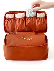 saco de viagem underwear bra saco de acabamento saco de lavagem cosmética do saco multifuncional