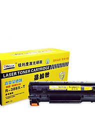 Schärfe leicht Pulverkartuschen 88a Druckpergamentpapier kein Bodenasche hohe Schwärze (r-388x-t) hinzufügen