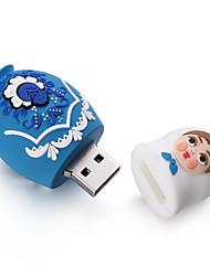 Producto neutro UV-P03 8GB / 16GB / 32GB USB 2.0 Retráctil / Tamaño Compacto