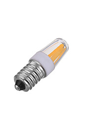 3 E14 Bombillas de Filamento LED T 4 COB 200-300 lm Blanco Cálido / Blanco Fresco Regulable / Decorativa AC 100-240 V 1 pieza