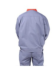 The Summer Wear Work Clothes Suit Labor Service Repair Machinery Work Clothes