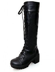 Women's Heels Spring / Fall / WinterHeels / Cowboy / Western Boots / Snow Boots / Riding Boots  / Motorcycle Boots /