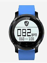 Bluetooth intelligent touch screen watch waterproof sports pedometer IP67 Bluetooth heart rate Wrist Watch