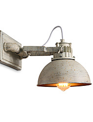 American Country Vintage Wall Lights Light Direction Adjustable Metal Dining Room,Kitchen Cafe Bars Bar Table