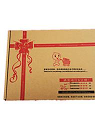 couleur jaune, d'autres matériaux, l'emballage&expédition t2≥200 * 140 * 40, e-watts, de bas grade, cartons vides un paquet de vingt