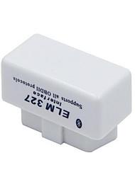 reservatório de plástico para a detecção de diagnóstico automóvel
