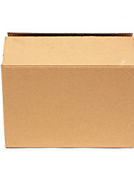 Yellow Color Other Material Packaging & Shipping Packing Cartons A Pack of Five