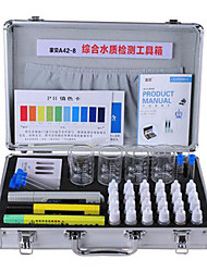 Aluminum Water Quality Testing Kit with Minerals TDS Test Pen Electrolyser Chlorine Reagents PH