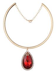 Collier Pendentif de collier Bijoux Doré Alliage Décontracté 1pc Cadeau