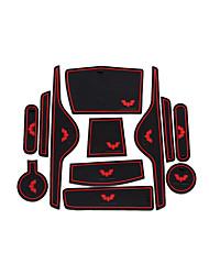 wuling pad / fente / coupe pad / accoudoir / rangement de mat pad / voiture de hongguang