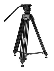 Jin Jie VT-2500 Professional Photography Equipment Tripod SLR Camera Tripod Arm