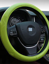 Imported Lamb Leather Steering Wheel Sets, The Ultimate Touch, The Diameter Of 38cm
