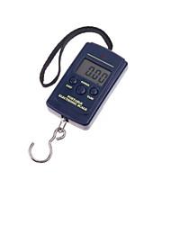 tragbaren Hand ziehen Elektronik-Skala (maximale Skala: 40kg)