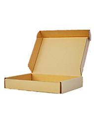 cor amarela outro material de embalagem&cartões para embalagem de envio um pacote de vinte e cinco