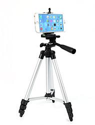 106CM Lightweight Digital Camera Phone Tripod Head Self-Leveling Aluminum Tripod