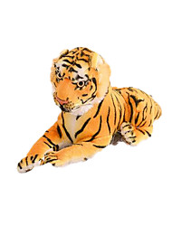 High-end Simulation Tiger  Plush Toys Business Gifts