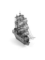 Puzzles 3D - Puzzle Bausteine Spielzeug zum Selbermachen Schiff 1 Metal