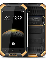 "Blackview Blackview BV6000 4.7 "" Android 6.0 Smartphone 4G (SIM Dual Octa Core 8 MP / 13 MP 3GB + 32 GB Negro / Verde / Naranja)"