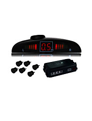 Parking Sensors LED Display Car Parking Sensor system LED Parking  Backup Radar System  RS-620V-2M
