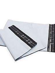 épais blanc sacs d'emballage de courrier étrangers (28 * 42)