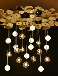1.5 Luzes Pingente ,  Contemprâneo Outros Característica for Designers Metal Sala de Estar / Quarto / Sala de Jantar