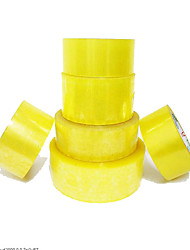 Sealing Tape 3.6Cm * 1.0Cm  Transparent Tape Packing Tape Special Specifications Can Be Customized