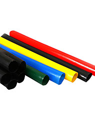 PE Material VW-1 Flame Retardance 1 (KV) Pressure Heat Shrink Tubing terminal A Pack of Three
