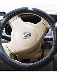 sandwich volante tampa do deslizamento estações absorventes respiráveis 3D estéreo vinil apertos carro 38cm