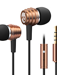 MOGCO IE-M8 In-Ear  Headphones (Headband)ForMedia Player/Tablet / Mobile Phone / ComputerWithGaming / Sports
