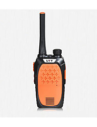 Walkie Talkie  400-450MHz 3KM-5KM Power Saving Function No Mentioned Two Way Radio  (Random Color)