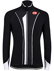 Sports Bike/Cycling Tops Men's Long Sleeve Breathable / Wearable / Windproof / Ultra Light Fabric