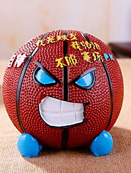 Cartoon Basketball Piggy Bank