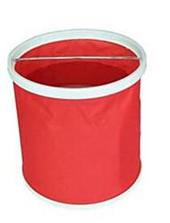 multiuso tipo dobrável balde de lavagem para lavagem de automóveis e material de limpeza 9L